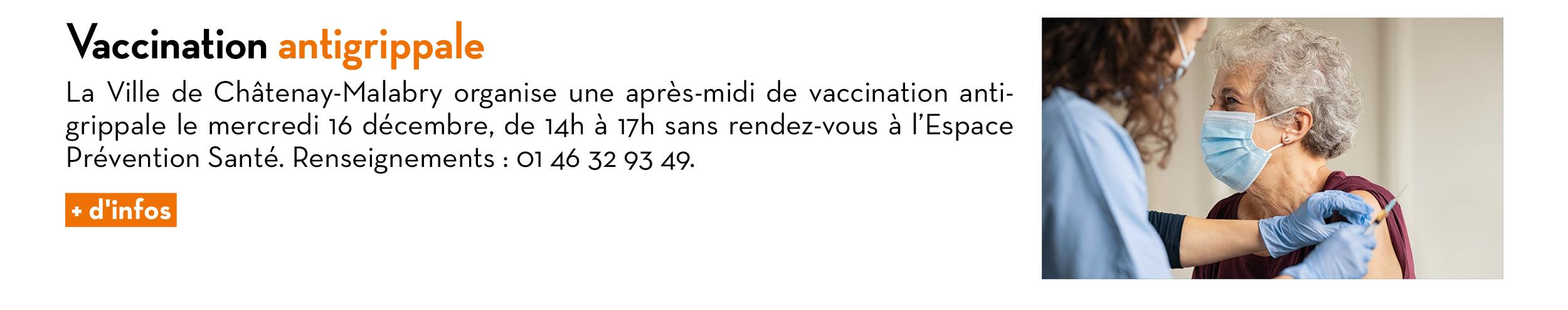 Vaccination antigrippale