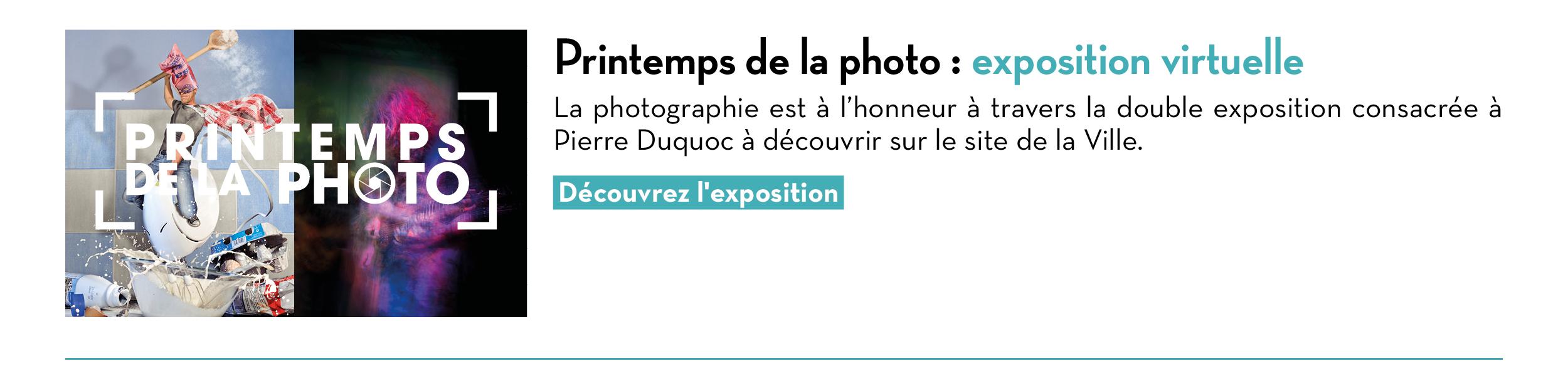 Printemps de la photo : exposition virtuelle