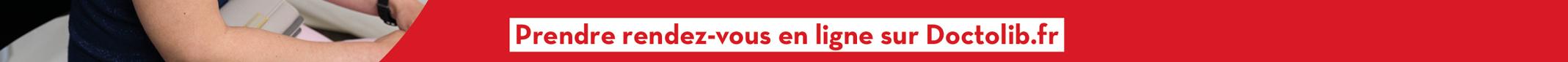 Prendre rendez-vous en ligne sur Doctolib.fr