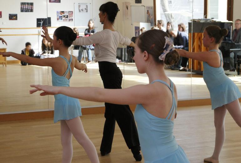 Enseignement de la danse dès l'âge de 6 ans