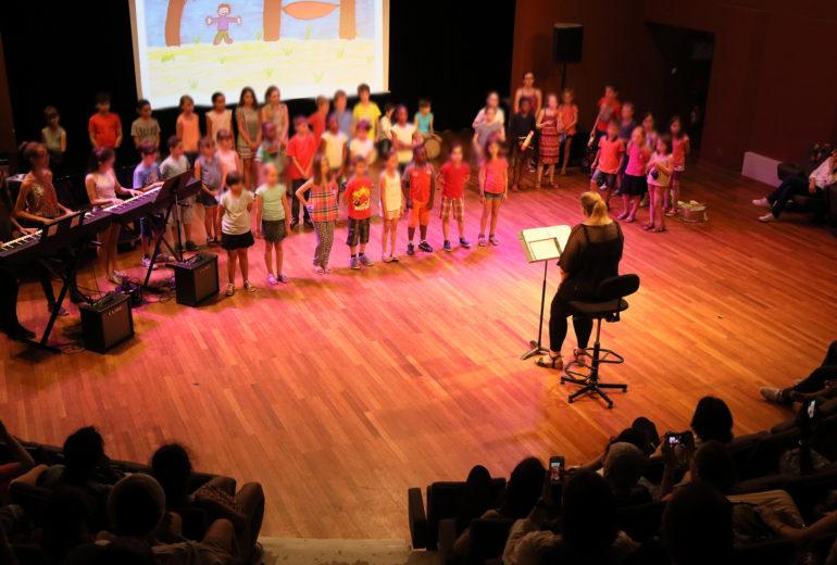 Fête de la musique au Conservatoire