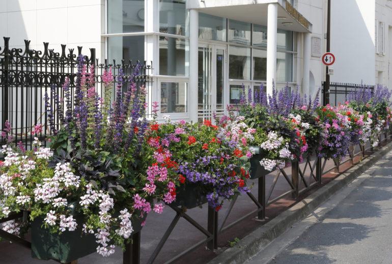 Châtenay-Malabry, ville fleurie
