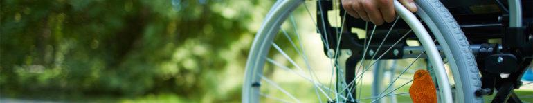 fauteuil roulant handicap