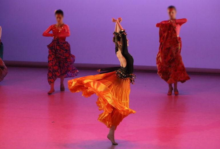 Gala de danse du Conservatoire au Théâtre la Piscine