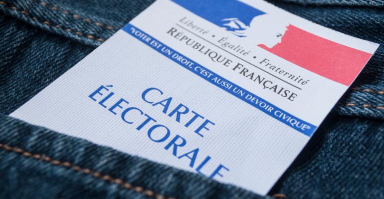 carte élection
